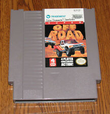 Ivan 'Ironman' Stewart's Super Off Road (Nintendo Nes) Cleaned, Tested!