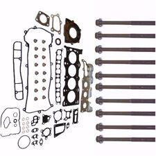 Full Gasket Set Fits 06-13 Mazda Speed 6, 3 CX-7 - 2.3L Turbo MZR HEAD BOLTS