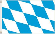 Bavaria Germany Polyester Flag - Choice of Sizes