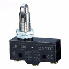 Micro Interruttore Switch Serie CM plastica 1NO+NC 15A 250V IP20 |CNTD-CM-1309