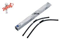 Mercedes W204 C230 C300 C350 C63 Windshield Wiper Blade Set GENUINE 2048202100