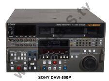 Sony Betacam Digital DVW-500P - Winterspecial zum Knallerpreis