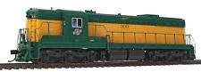ESCALA H0 - Locomotora diésel EMD SD7 Chicago & NOR Occidental Con DCC + SONIDO