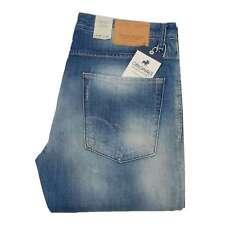 Neu Jack&Jones Tim Slim Fit Blau Herren Jeans IN Größe 36/32