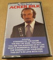 The Very Best Of Acker Bilk : Vintage Cassette Tape Album from 1976