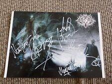 HELLOWEEN Rock Band Signed Autographed 8 x 11 Photos PSA Guaranteed #2
