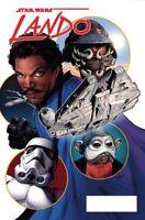 STAR WARS SONDERBAND 90: Lando SC Panini Comic