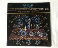"MOZART Overturen Overtures Vintage 12"" 33 RPM Classical Music LP SMS 2218"