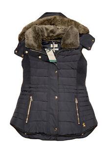 Joules Melford Navy Blue Vest US size 6