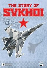 Strike Force - The Story Of Sukhoi (DVD, 2010) - NTSC R0 DVD - NEW & SEALED
