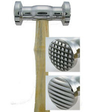 JEWELERS/METAL WORKER TEXTURING HAMMER CHECKERED 01