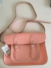 【NWT】The Cambridge Satchel Company Satchel 11' Pastel_Apricot Blush