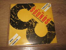 SONIC SOUNDS 3 - HEAD / HAPPY MONDAYS / THE TRIFFIDS / STUMP ~ PROMO 4 TRACK 7""
