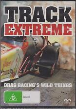 TRACK EXTREME - DRAG RACING'S WILD THINGS -  DVD - NEW -