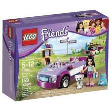 FACTORY SEALED - NEW - LEGO Friends 41013 Emma's Sports Car Convertible Set