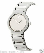 Movado Valor Tungsten Womans Watch Pin and Tube