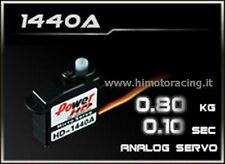 MINI SERVO ANALOGICO POWER HD DA 0.80 kg 0,10 SEC. HIGH SPEED HIMOTO HD-1440A