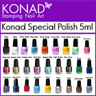 5ml Konad Special Stamping Nail Polish for Stamping Nail Art Designs