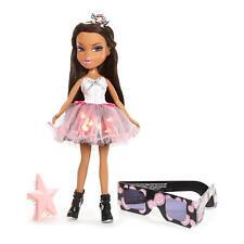 Bratz Funk 'n' Glow Doll - Yasmin with 3D Glasses for You NIB