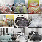 LOGAN AND MASON Doona Duvet Quilt Cover Set - Double Queen King Size Bed NEW