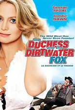 The Duchess and the Dirtwater Fox (DVD, 2005, Bilingual Version) MINT