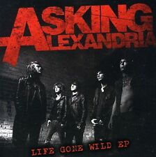 Asking Alexandria - Life Gone Wild [New CD]