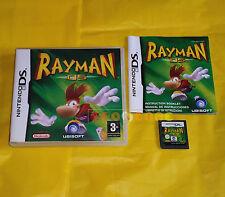 RAYMAN DS Nintendo Ds Versione Ufficiale Italiana ○○ COMPLETO - AN