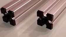 # Fischertechnik Aluprofil 120mm 2 stk. Alubaustein Bausteine Art.-Nr. 31225 #