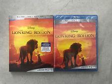 Disney The Lion King (Blu-ray + DVD + Digital, Bilingual)