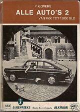 ALL CARS 2,DKW F102,FIAT 1800B,FORD CORSAIR,ISUZU BELLETT,LANCIA FULVIA 2C,123