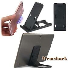 Universal Foldable Desk Stand Folding Portable Holder For Tablet & Cell Phone
