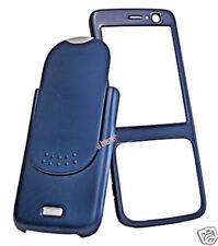 Cover Schale Gehäuse Oberschale Akkudeckel Rahmen in Blau für Nokia N73