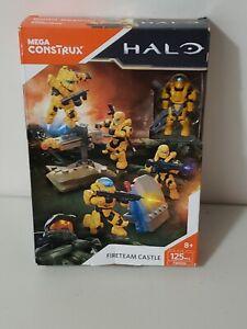 Mega Constux Halo Spartan Fire Team Building Set NEW