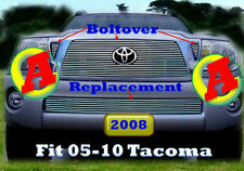 05-09 2007 2008 Toyota Tacoma New Billet Grille Cmb 4PC