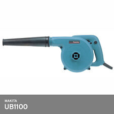 Makita UB1100 600W Handy Blower With Dust Bag 220V Cord Plug C Type 3.75lb 19In