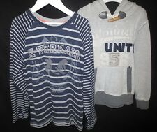 Boys Jumpers - boys clothing - Jumpers x2 - Size 6 - Gumboots and Urban