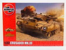 Lot 31961 | Airfix a08360 Crusader Mk. III British Army 1:32 kit nuevo en OVP