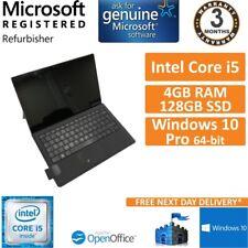 Microsoft Surface Pro 3 i5-4300U, 4GB, 128GB SSD, Win 10 Pro Tablet + Keyboard