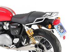 HEPCO BECKER Rohrgepaeckbruecke chrom Triumph Thruxton und Thruxton R ab 2016
