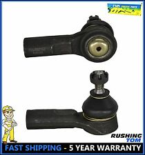 Ford Escort Tempo Mercury Lynx LN7 Topaz (2) Front Outer Tie Rod Ends