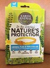 Earth Animal Nature's Protection Herbal Flea & Tick Defense Dog Collar Medium