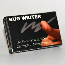 Magician's Magnetic Bug Writer (Pencil Lead) Mentalism Writing Real Magic Trick