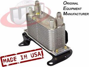 03-09 DODGE RAM DIESEL 5.9L 2500 3500 TRANSMISSION OIL COOLER OEM 68004317AA USA
