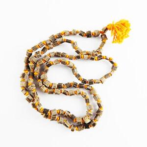 TULSI MALA  108 BEADS HINDU PRAYER BEADS FROM INIDA
