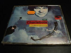 "CD MAXI 2 T NF ""L'INDEPENDANTRISTE / LA VALSE DES COCOTIERS"" Robert CHARLEBOIS"