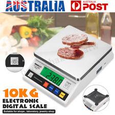 10Kg x 0.1g Electronic Weigh Digital Jewelry Food Lab Balance Scale +