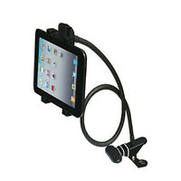 "Gooseneck 360° Stand Holder Bracket Mount Clip-on For 7-12"" Tablet PC Samsung"