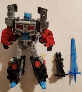 Transformers Chaos On Velocitron Laser Prime Titans Return