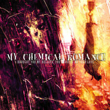 My Chemical Romance - I Brought You My Bullets LP - Vinyl Album - SEALED Record