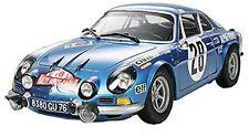 Tamiya Sports Car Series Alpine Renault A110 Monte Carlo 1971 1/24 Model Kit F/S